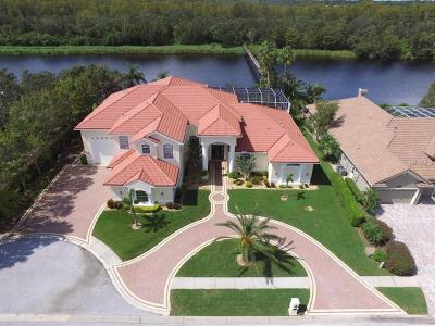 Palm Harbor Single Family Home For Sale: 1814 Lago Vista Boulevard