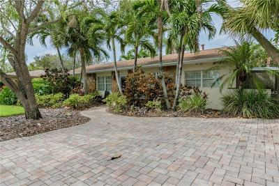 Clearwater Single Family Home For Sale: 832 Narcissus Avenue