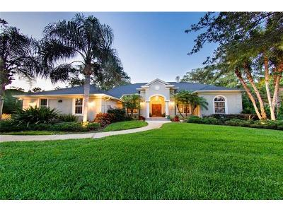 Tarpon Springs Single Family Home For Sale: 2777 Meadowview Court