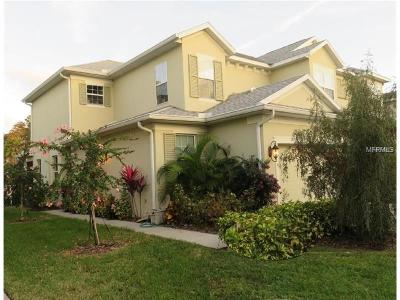 Palm Harbor Townhouse For Sale: 4717 Osprey Ridge Circle