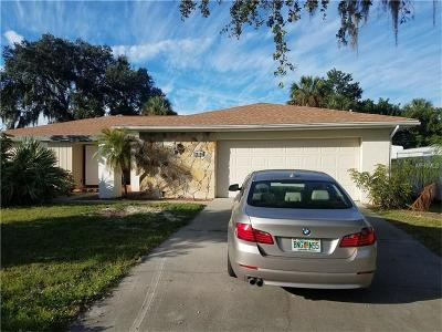 Port Charlotte Single Family Home For Sale: 22156 Little Falls Avenue
