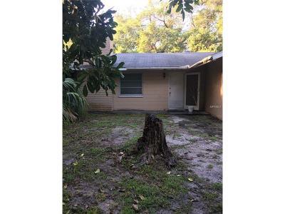 Seminole Single Family Home For Sale: 11400 74th Avenue