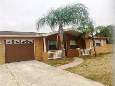 Holiday Single Family Home For Sale: 3208 Kilburn Road