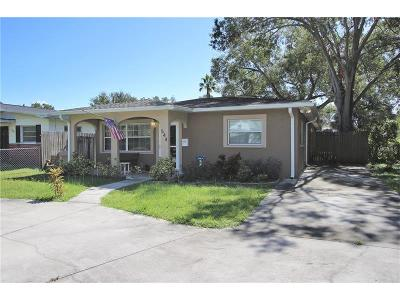 St Petersburg Single Family Home For Sale: 544 46th Avenue N