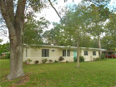 Gulfport Single Family Home For Sale: 5401 14th Avenue S