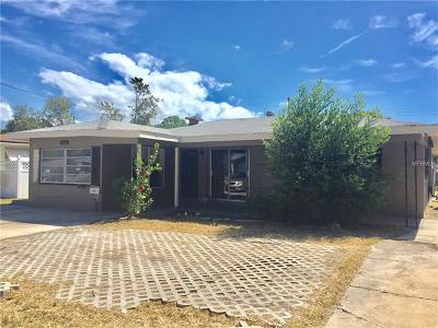 St Petersburg Single Family Home For Sale: 664 64th Avenue S