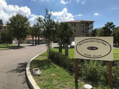 Clearwater Condo For Sale: 606 Wells Court #401