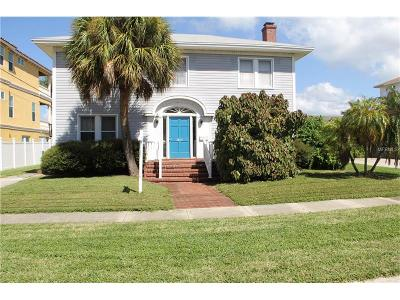 St Petersburg Single Family Home For Sale: 1843 Bayou Grande Boulevard NE