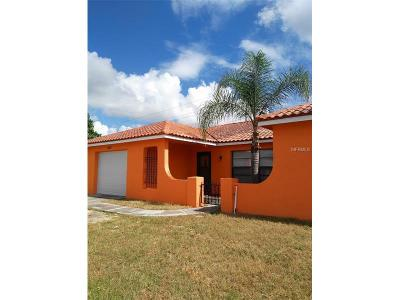 Holiday Single Family Home For Sale: 1140 Mandarin Drive