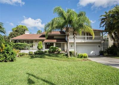 New Port Richey Single Family Home For Sale: 4325 Reeves Road