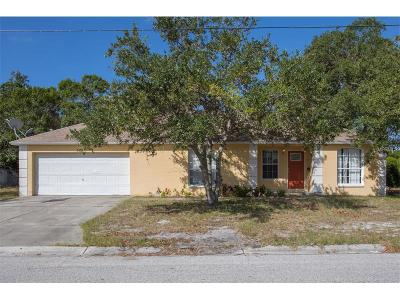 St Petersburg Single Family Home For Sale: 5201 7th Street S