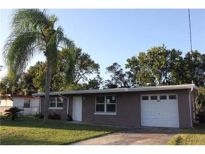 Pasco County Single Family Home For Sale: 6827 Sandra Drive
