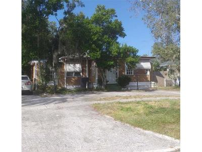 Hernando County, Hillsborough County, Pasco County, Pinellas County Single Family Home For Sale: 1448 Druid Road E