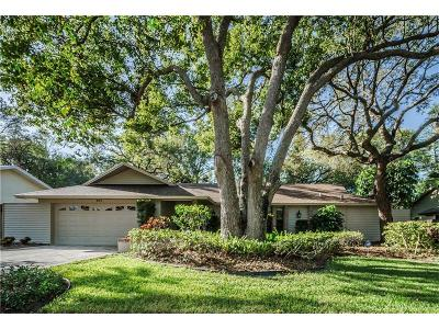 Palm Harbor Single Family Home For Sale: 866 Pinewood Terrace W