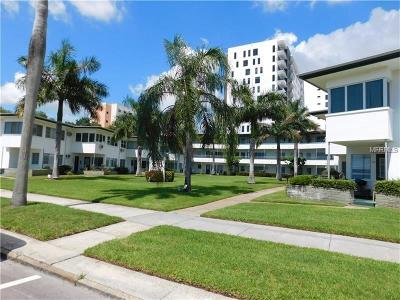 St Petersburg Condo For Sale: 483 1st Street S #101