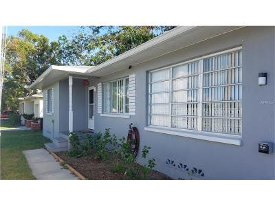 Clearwater Single Family Home For Sale: 1255 Druid Road E