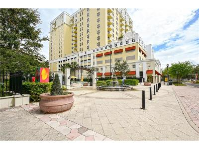 Clearwater Condo For Sale: 628 Cleveland Street #910