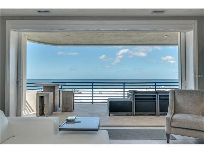 Saint Pete Beach, St Pete Beach Condo For Sale: 3910 Gulf Boulevard #200