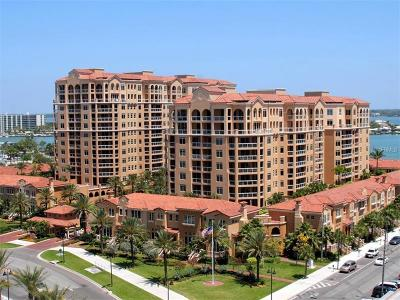 Clearwater Beach Condo For Sale: 521 Mandalay Avenue #603