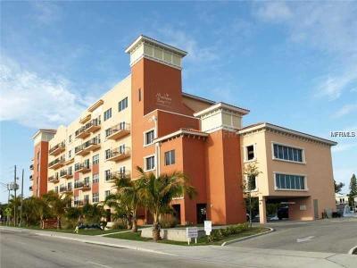 Madeira Beach Condo For Sale: 13235 Gulf Boulevard #213