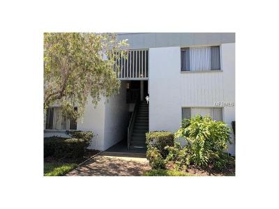 Clearwater Condo For Sale: 803 N Keene Road #X-6