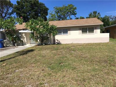 Hillsborough County, Pasco County, Pinellas County Single Family Home For Sale: 835 65th Avenue S