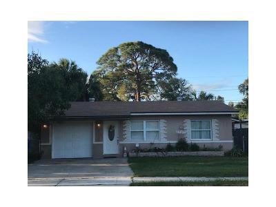 St Petersburg Single Family Home For Sale: 1787 Shore Acres Boulevard NE