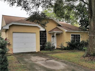 Tampa Single Family Home For Sale: 8309 Steamboat Lane
