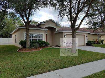 Hernando County, Hillsborough County, Pasco County, Pinellas County Rental For Rent: 15582 Durango Circle