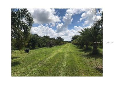 Hernando County, Hillsborough County, Pasco County, Pinellas County Residential Lots & Land For Sale: 0000 Popago Estates - Lot 7