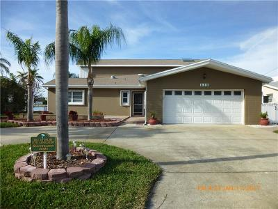 Treasure Island FL Single Family Home For Sale: $1,098,000