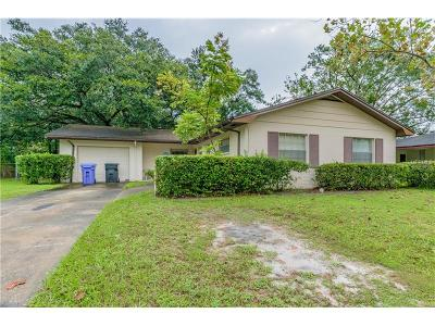 Tampa Single Family Home For Sale: 4611 Snook Drive
