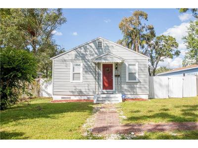 Hernando County, Hillsborough County, Pasco County, Pinellas County Single Family Home For Sale: 2615 18th Avenue N