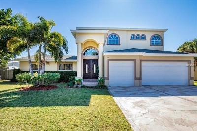 North Redington Beach Single Family Home For Sale: 219 173rd Avenue E