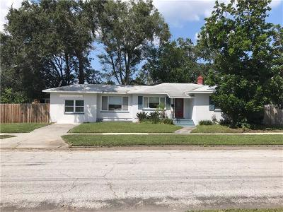 St Petersburg Single Family Home For Sale: 1531 24th Avenue N