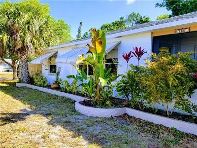 St Petersburg Single Family Home For Sale: 6383 Hampton Drive N