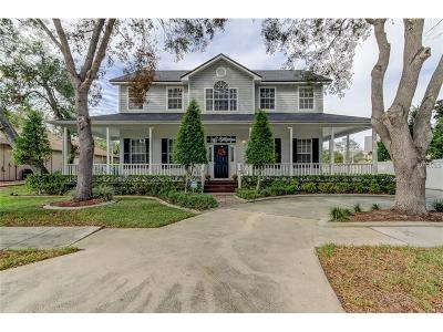 Seminole Single Family Home For Sale: 10262 Myrtle Oak Lane