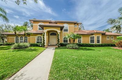 Seminole Single Family Home For Sale: 7872 Bayou Club Boulevard
