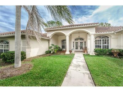 Oldsmar Single Family Home For Sale: 160 Stanton Circle