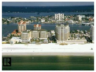 Clearwater Beach FL Rental For Rent: $6,500