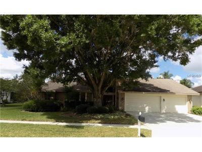 Palm Harbor Single Family Home For Sale: 3196 Valemoor Drive