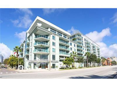 Tampa Condo For Sale: 912 N Channelside Drive #2320