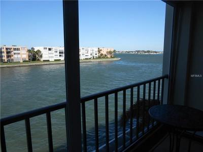 Hernando County, Hillsborough County, Pasco County, Pinellas County Rental For Rent: 7540 Bay Island Drive S #359
