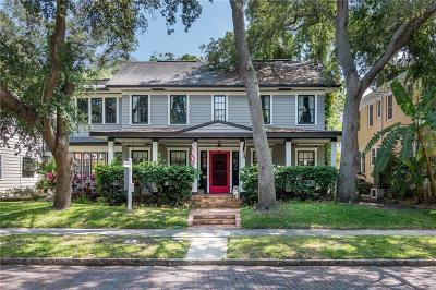 St Petersburg Single Family Home For Sale: 516 17th Avenue NE