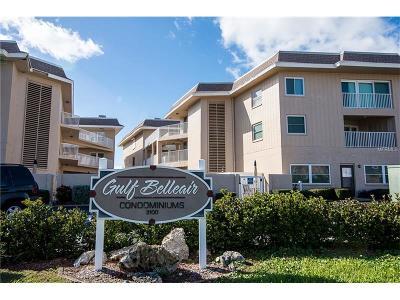 Belleair Beach Condo For Sale: 3100 Gulf Boulevard #224