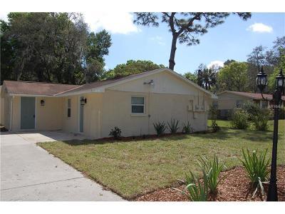 Tampa Multi Family Home For Sale: 10619 Davis Road
