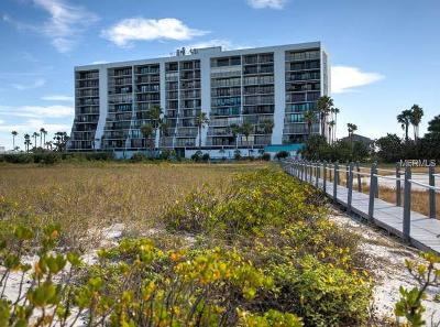Clearwater Beach Condo For Sale: 1250 Gulf Boulevard #307