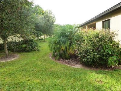 Land O Lakes Single Family Home For Sale: 4920 Lago Vista Circle
