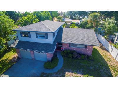 St Pete Beach Single Family Home For Sale: 2670 E Vina Del Mar Boulevard