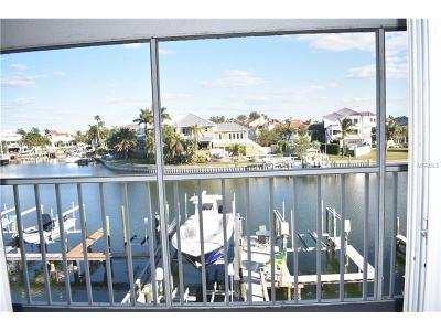 Tierra Verde Townhouse For Sale: 465 Pinellas Bayway S #108